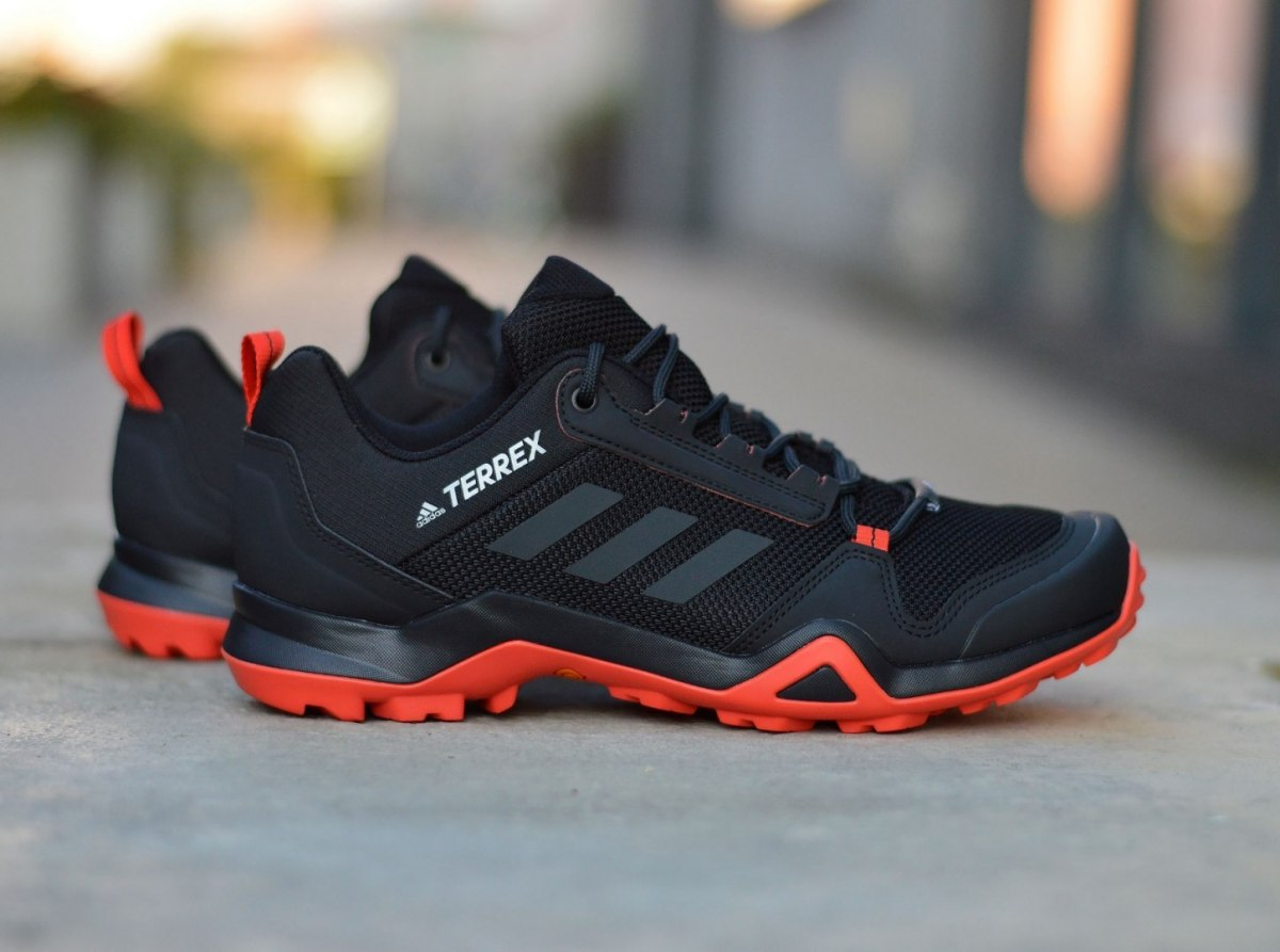 Details about Adidas Terrex AX3 G26564 Mens TrekkingHiking Shoes show original title